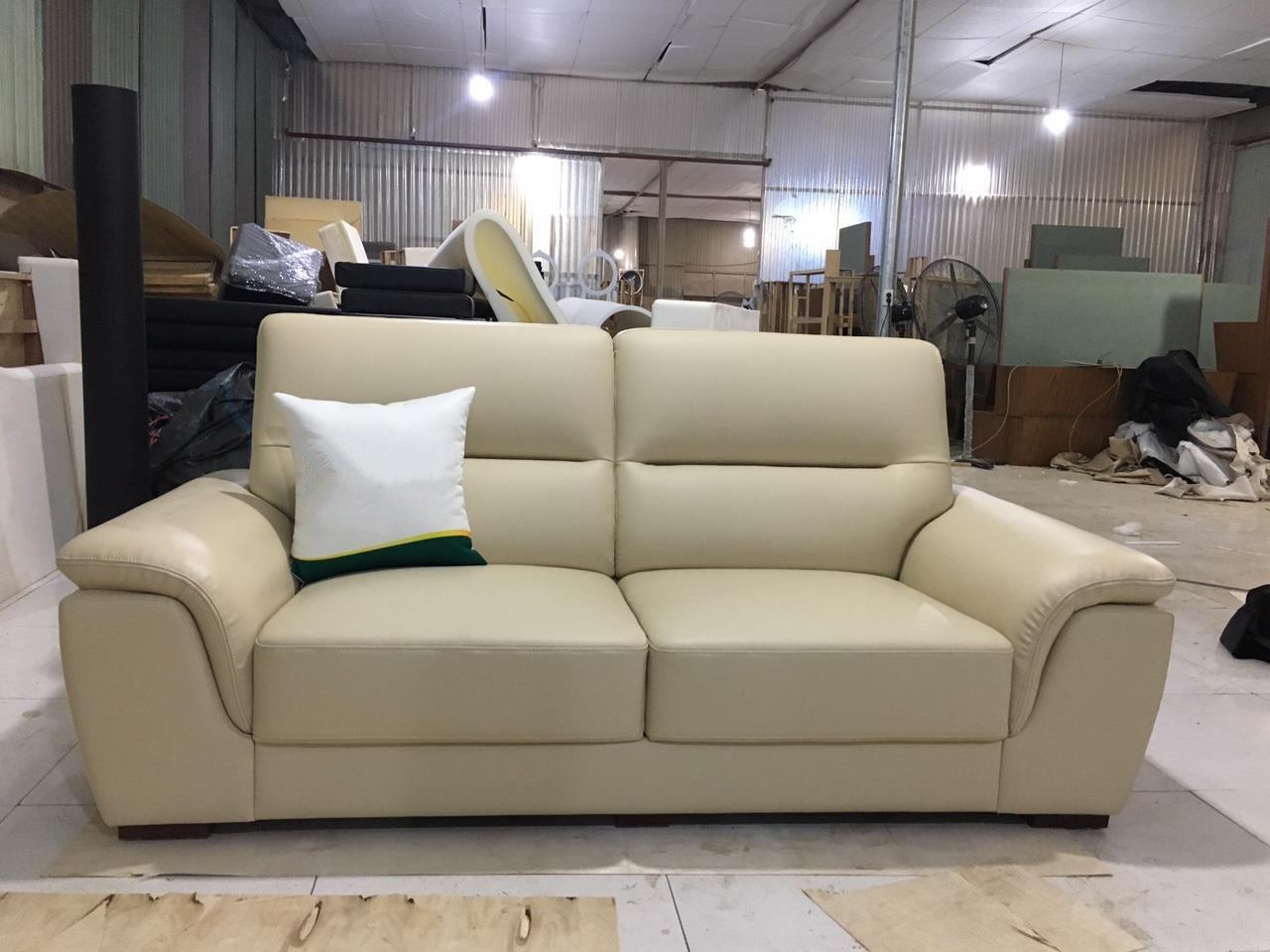 Sofa Băng Cao Cấp 2 Chỗ PK - KA004 - Nội Thất Kiên Anh