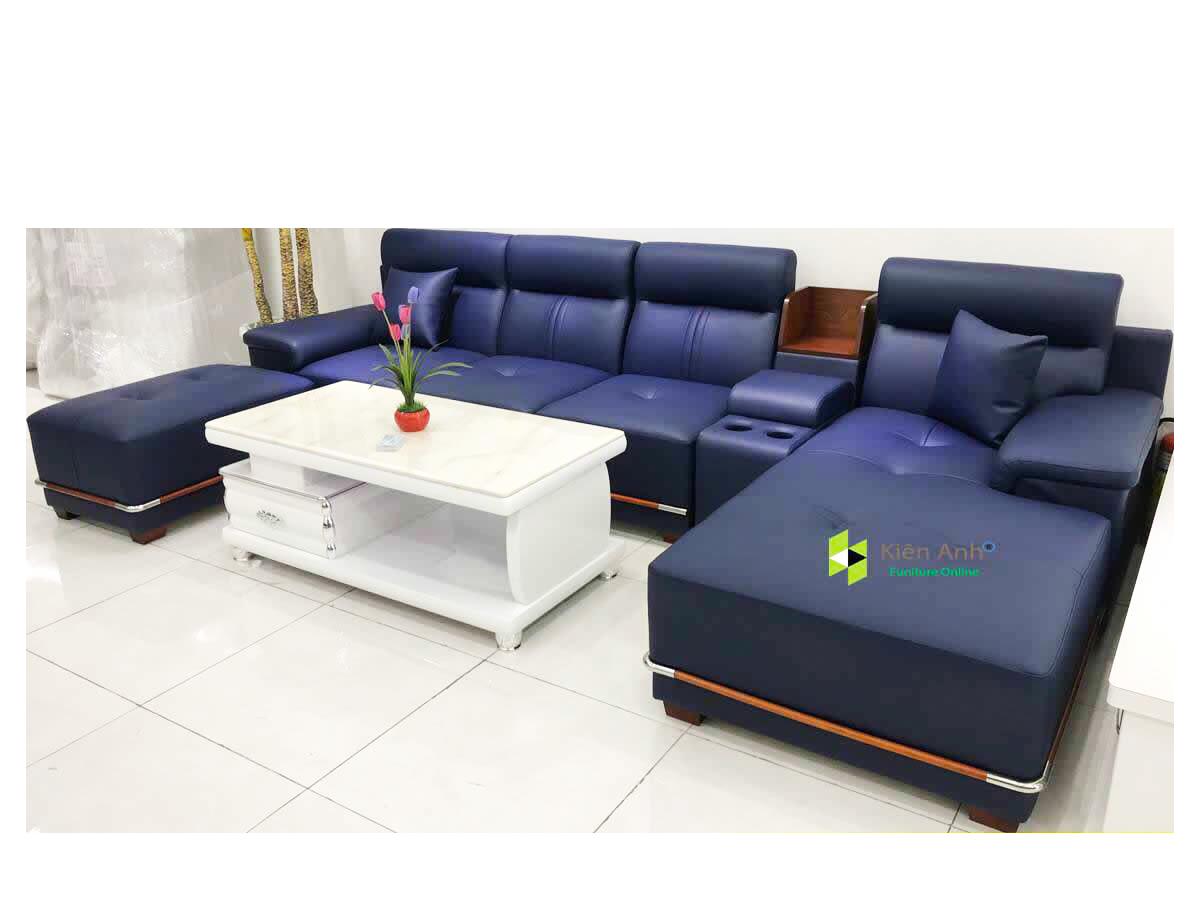Sofa Viền Gỗ - Nội Thất Kiên Anh