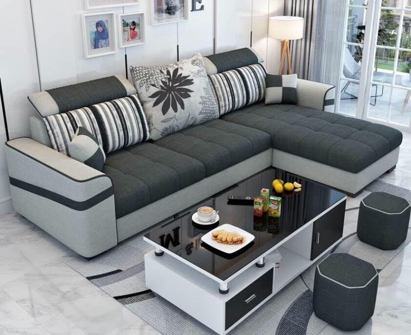 Sofa Vải KA.24 - Nội Thất Kiên Anh