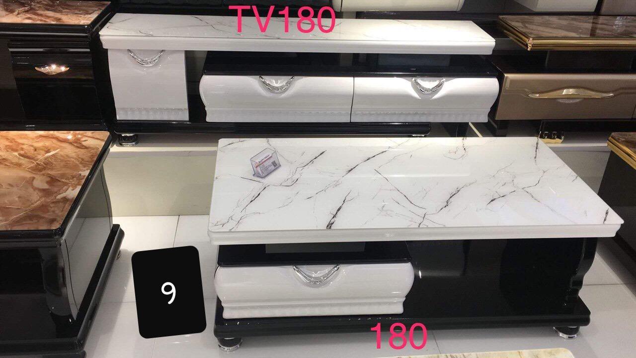 Bàn đ-kệ tivi nhập khẩu 10 - Nội Thất Kiên Anh