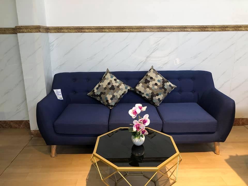 Sofa Băng Vải KA.011 - Nội Thất Kiên Anh